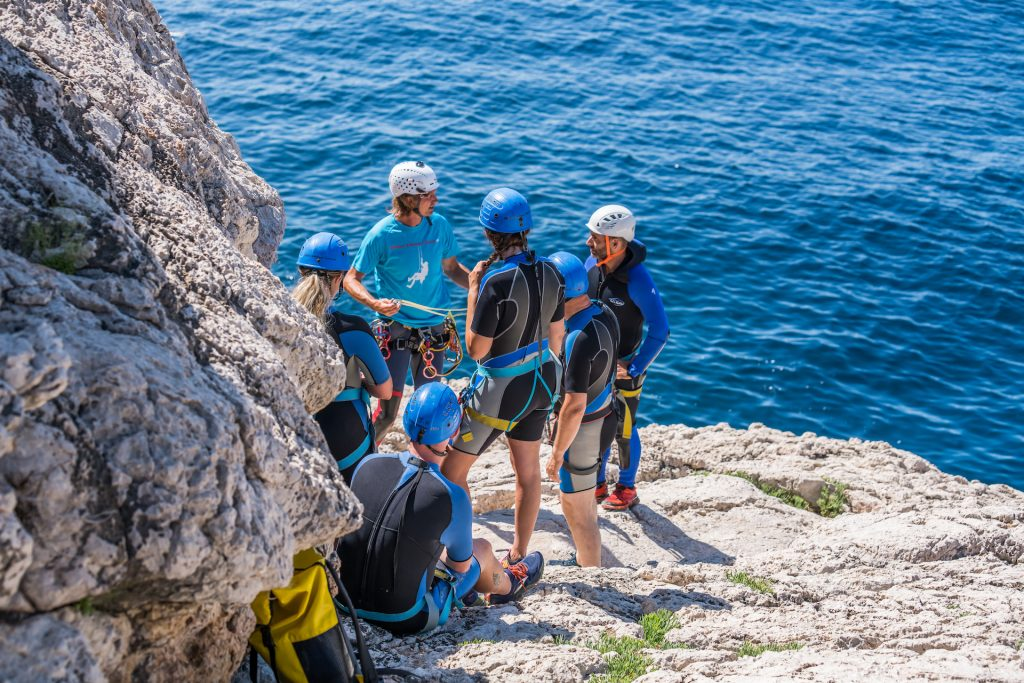 Rock Climbing Flycam Media Incentive and Event Photographer Mallorca and Ibiza