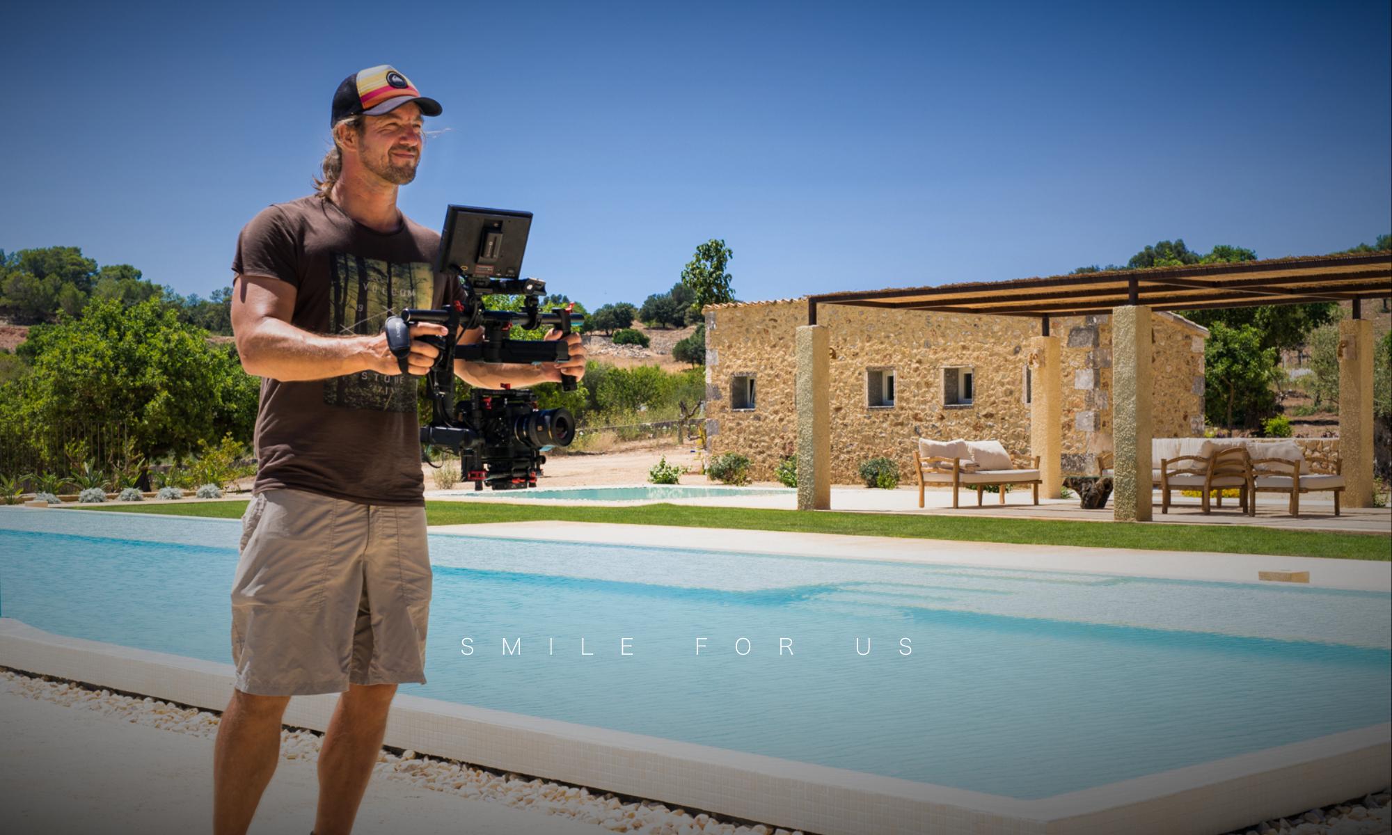 Flycam Media Film Produktion Steadycam Operator Gimbal Operator DJI Ronin MX Sony FS