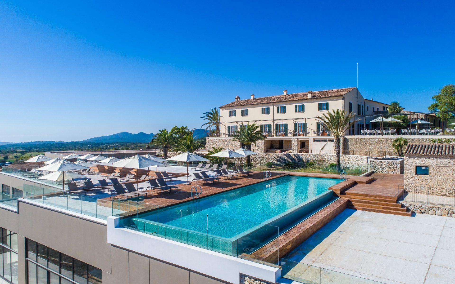 Carossa Resort Aerial Photo Hotel Photographer Fotograf Mallorca