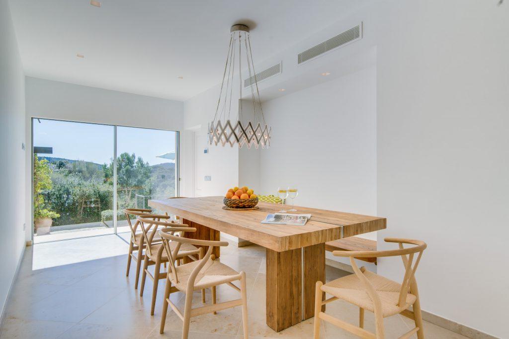 Finca Es Carritxo Cocina Flycam Media High Quality Real Estate Photography Mallorca Ibiza