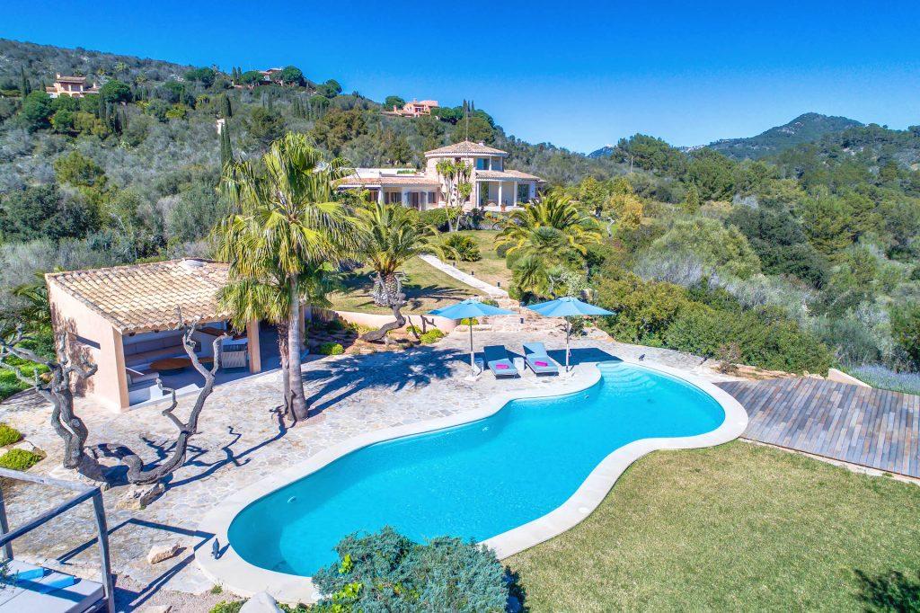 Finca Es Carritxo Aerial Flycam Media High Quality Real Estate Photography Mallorca Ibiza