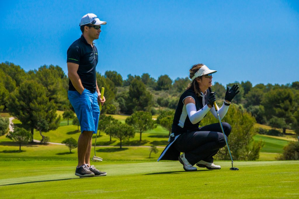 Golf Contest Alcanada Flycam Media Incentive and Event Photographer Mallorca and Ibiza