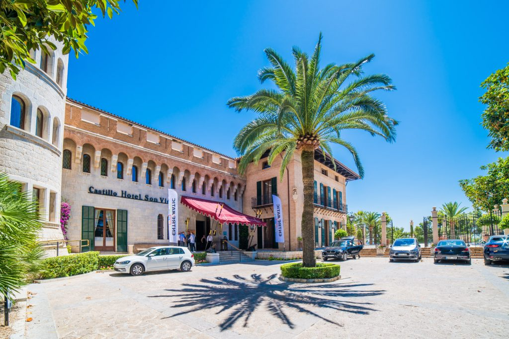 Hotel Castell Son Vida Mallorca Flycam Media Incentive and Event Photographer Mallorca and Ibiza