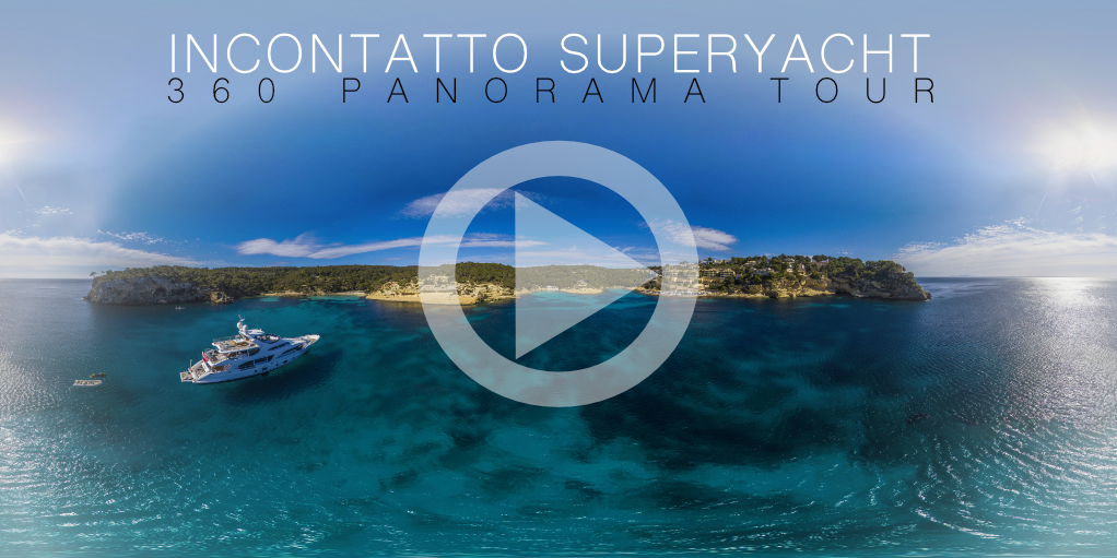 Superyacht Panorama VR 360 tours by Flycam Media